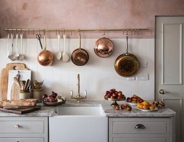 10 Plaster Kitchen Wall Ideas That Are Downright Dreamy