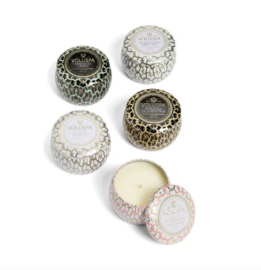 Set of 5 candles