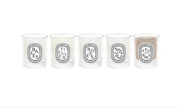Diptyque travel candle set