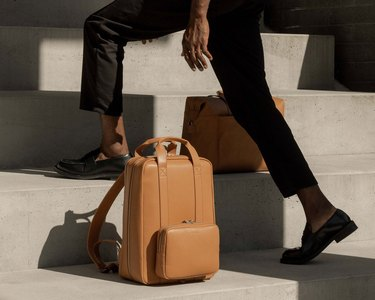 beis dupes and travel backpacks