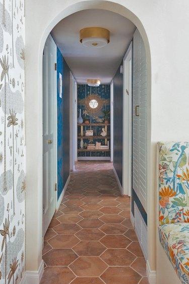 boho hallway light justina blakeney