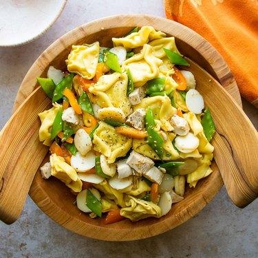Blue Jean Chef Sesame Chicken Tortellini Salad