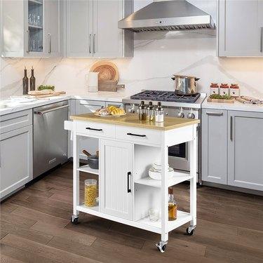 walmart kitchen cabinets