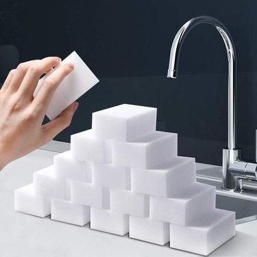 This Type of Sponge Is a Cheaper Dupe for Mr. Clean Magic Erasers