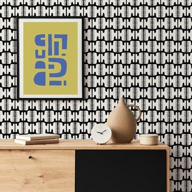 Hadiya Williams' Wallpaper Collection Should Be on Your Radar