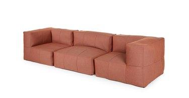 Saffron modular outdoor sofa