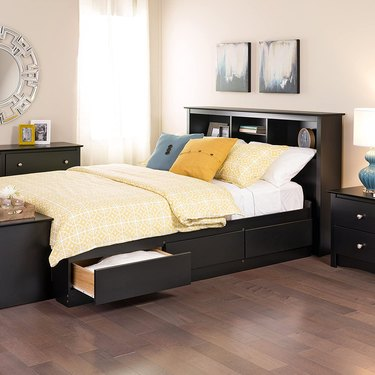 Prepac Mate's Platform Storage Bed with Drawers