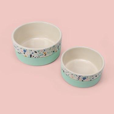 walmart cute dog bowls