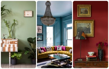 Farrow & Ball's 2022 Color Trend Predictions Are All About Comfort