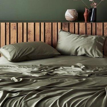 Moss sheets