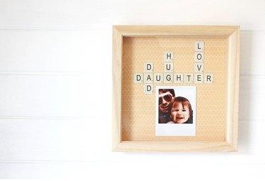 Pine Deep Box Frame