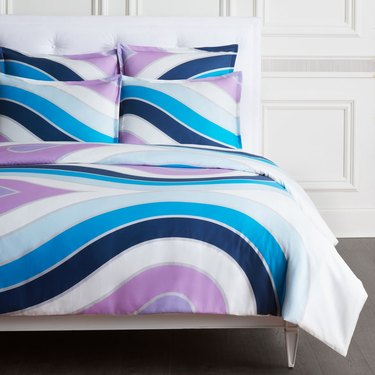 Jonathan Adler's New Bedding Is Anything But Predictable
