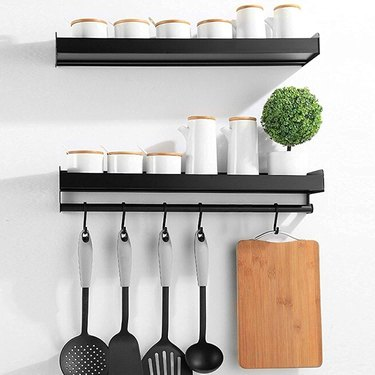 spice rack ideas floating multi-purpose