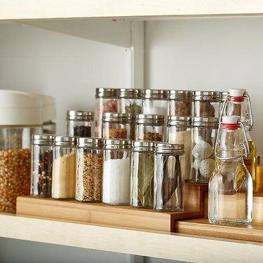 spice rack ideas extendable