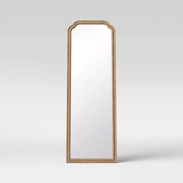 Threshold French Country Easel Floor Mirror
