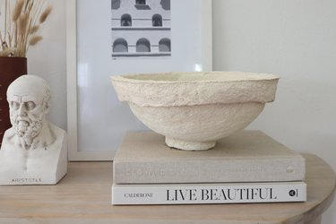See Exactly How to Make a Paper Mache Bowl (It's So Easy!)