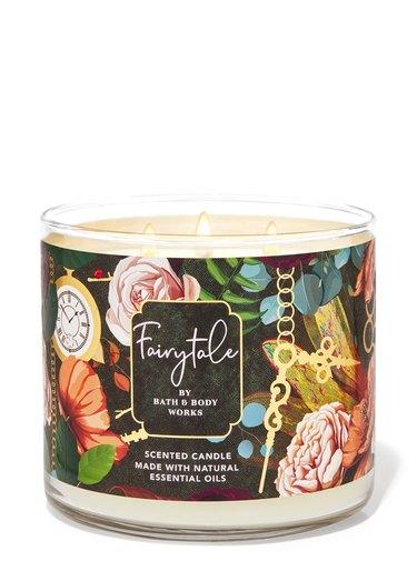 Fairytale Candle