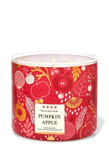 Pumpkin Apple Candle