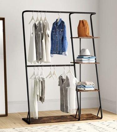 48'' Clothes Rack, $115.99