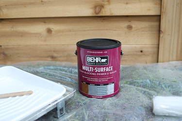 behr stain for shed