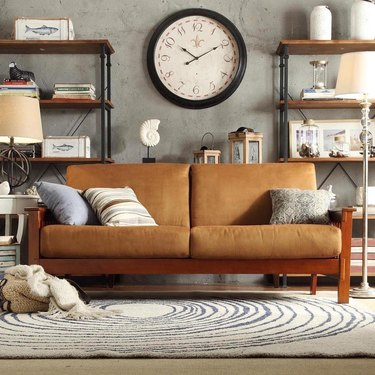 best rustic couches