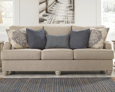 ashley homestore best rustic couches