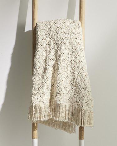 Palma Cotton Throw, $248.00