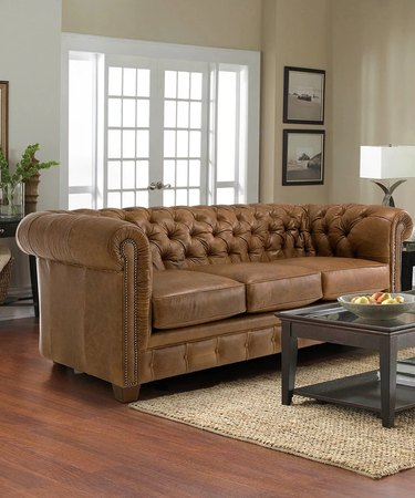 overstock best rustic couches