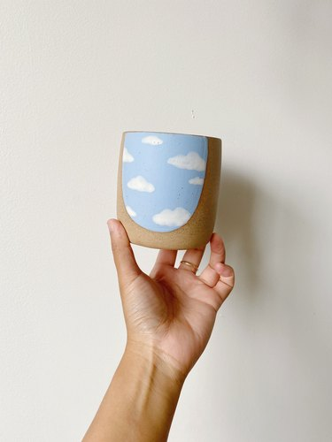 from tree to sea cloud cup