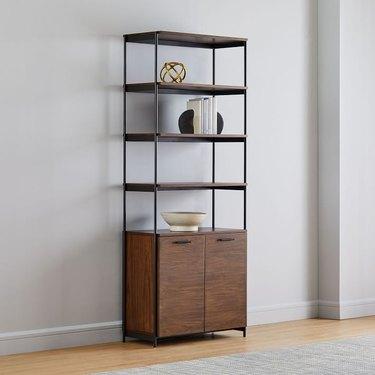 Foundry Bookcase, $899