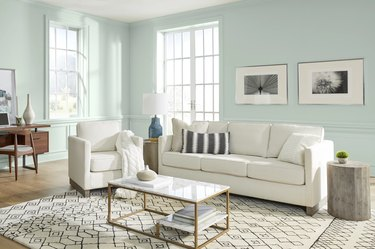 Behr's 2022 Color of the Year Channels a Sense of Calm