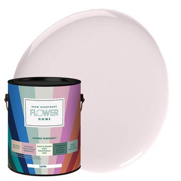 Flower Home Paint in Elegant Pink