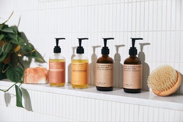 We Tried P.F. Candle Co.'s New Hand and Body Washes