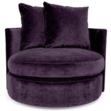 ABC Carpet & Home Cobble Hill Mini Hollywood Swivel Chair
