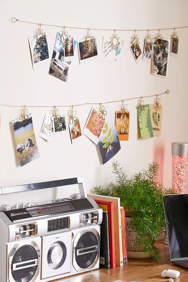 Urban Outfitters Icon Photo Clip Banner
