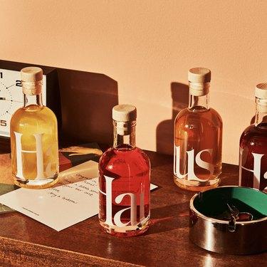 Haus sampler bottles
