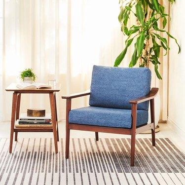 The Scandinavian Lounge Chair, $499