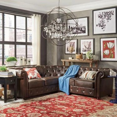 the home depot best rustic couches
