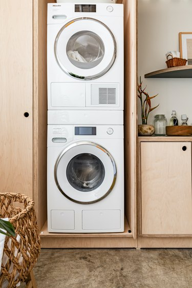miele laundry system