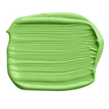 glidden guacamole paint swatch