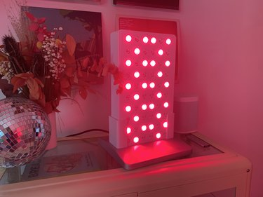 I Tried Joovv's At-Home Red Light Therapy Device — Here's How it Went