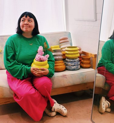 Viviana Matsuda on Ceramics as Therapy and Launching Her Business