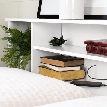 South Shore Vito Bookcase Headboard
