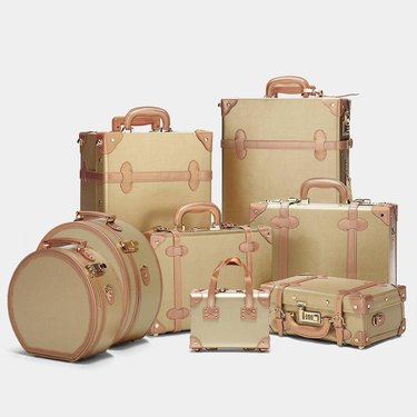 Steamline Luggage The Alchemist 20-Inch Rolling Carry-On