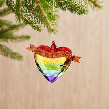Trevor Project ornament