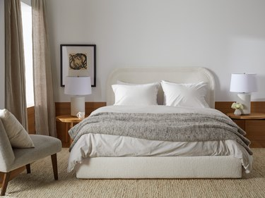 The Horizon Bed Frame