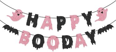Happy Boo Day Banner