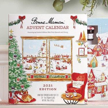 bonne maman 2021 open advent calendar