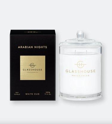 Arabian Nights candle