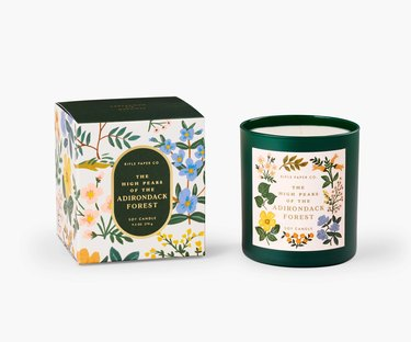 High Peaks of the Adirondack Forest Candle